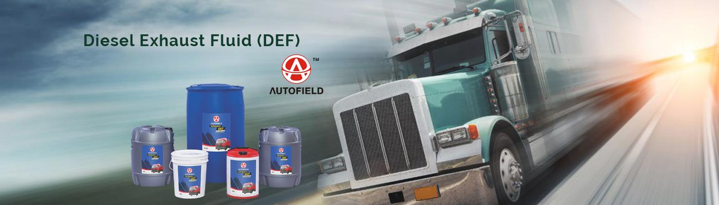 Diesel Exhaust Fluid (DEF)
